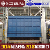 All-fiber Trolley Heat Treatment Furnace