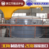 Spheroidizing Annealing Furnace with Strong Convection